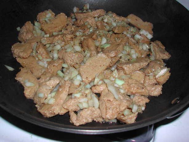 Seitan Shawarma (Vegan)