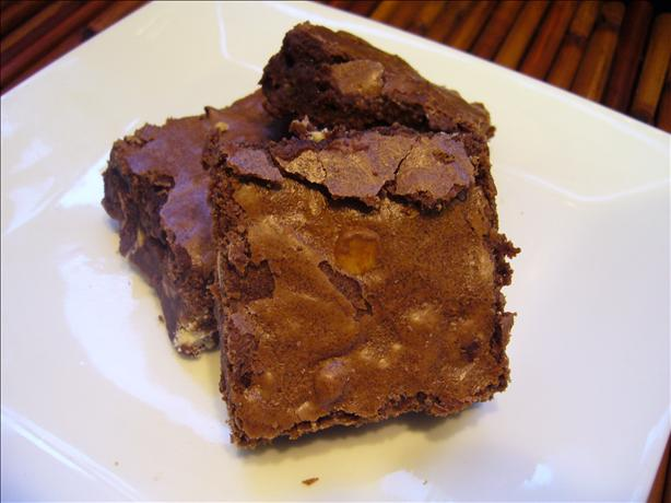 My Most Favorite Brownies