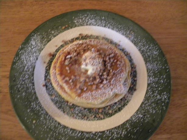 Becki's Pumpkin Pancakes