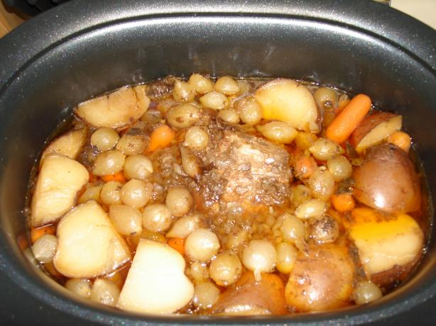 Crock Pot Coca-Cola Roast