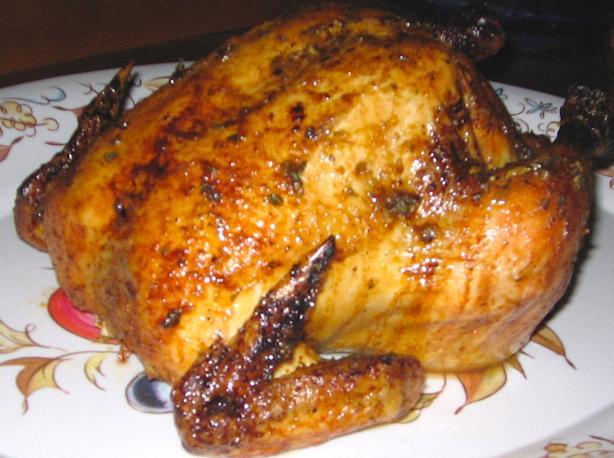 My Big Fat Greek Chicken