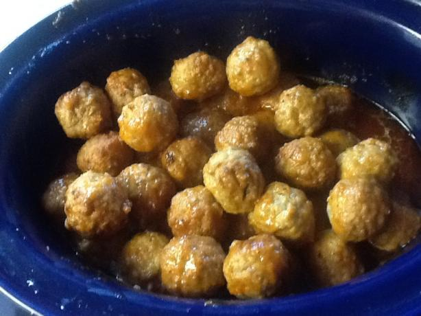 "Jj""s Beer Cocktail Meatballs"