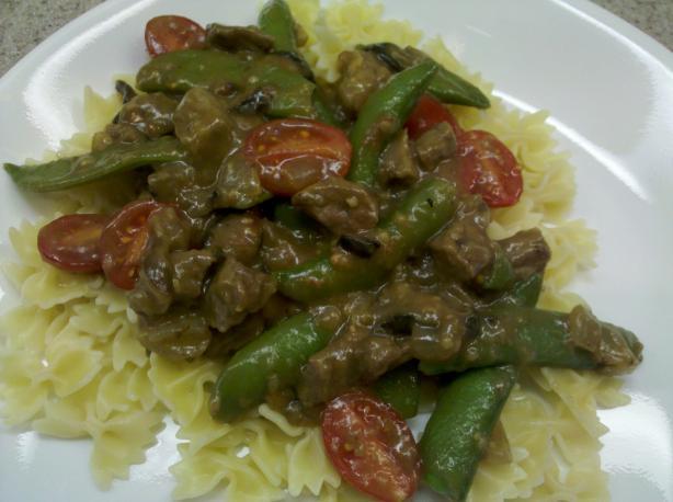 Beef-Vegetable Ragout
