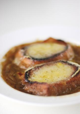 French Onion Soup (Traditional)
