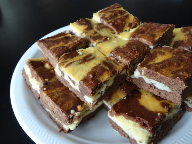 Chocolate-Espresso Swirl Cheesecake