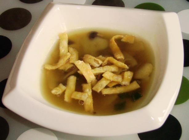 Japanese Appetizer Broth