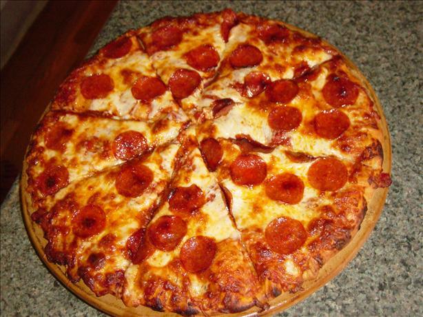 An Italian's Classic Pizza Dough