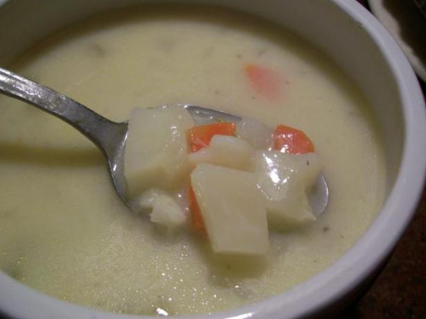 Dillard's Garden Room Dutch Potato Soup(Copycat)