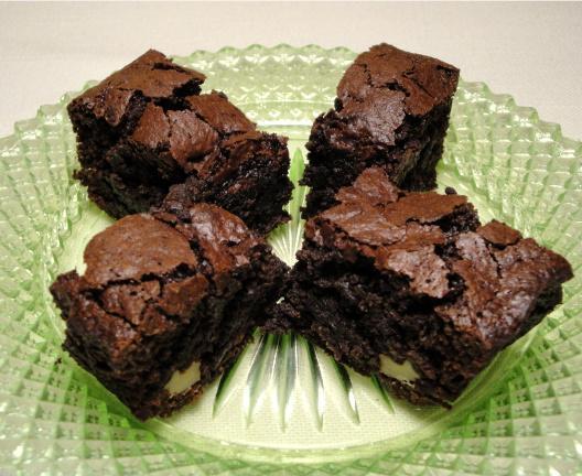 Secret Ingredient Chocolate Brownies (Light)