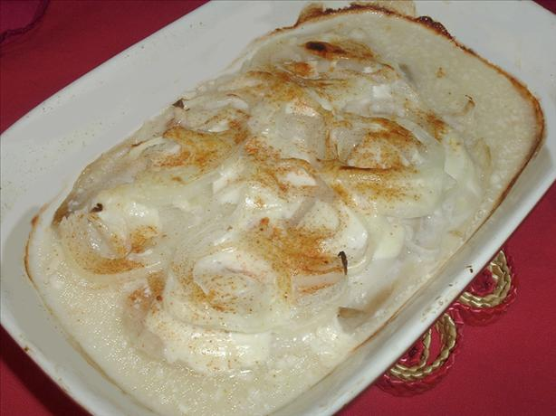 Baked Sole Fillets