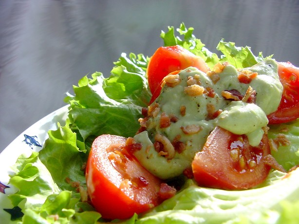 Avocado BLT Salad