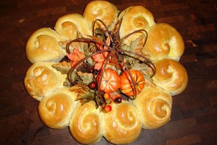 Centerpiece Potato Rolls Bread Machine