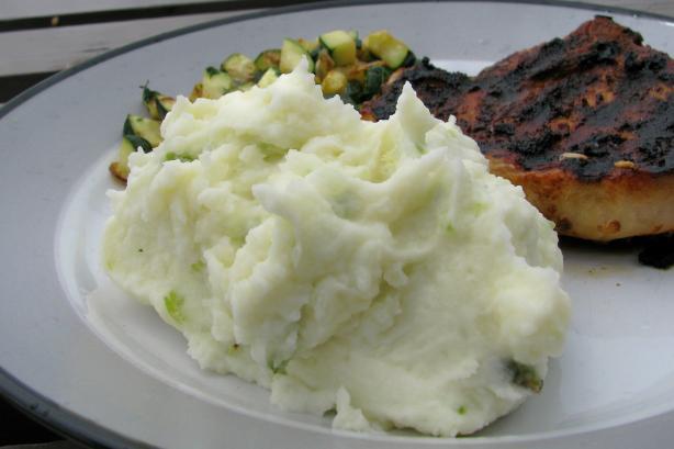 Jalapeno Mashed Potatoes