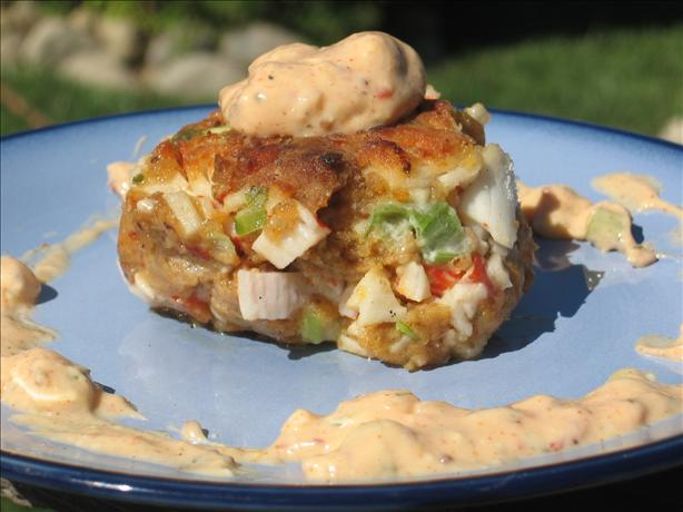 Crab Cakes With Chipotle Peppers