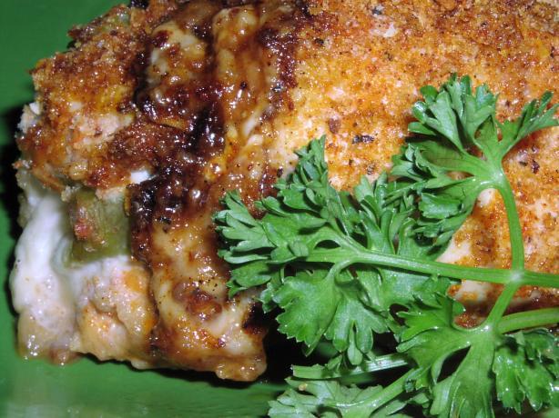 Chicken Kiev Ole'