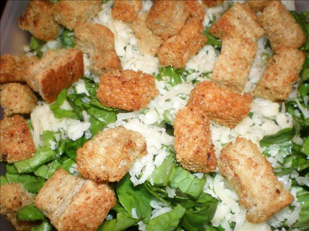 Choose-Your-Own-Adventure Crunchy Croutons