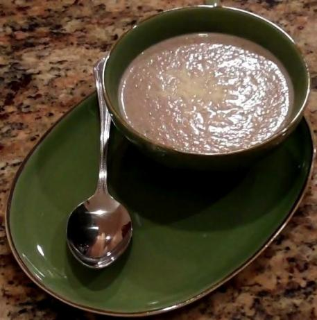 Aarsi's Ultimate Cream of Mushroom Soup