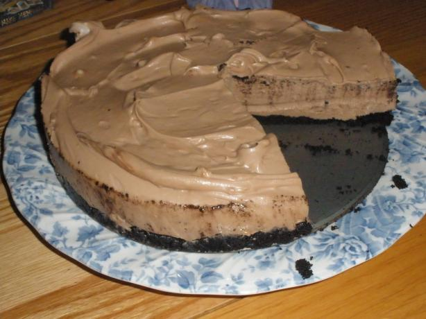 Toblerone Cheesecake