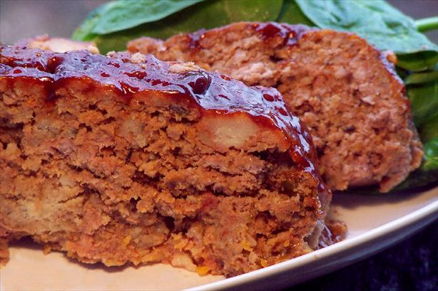 Favorite Gourmet Meatloaf