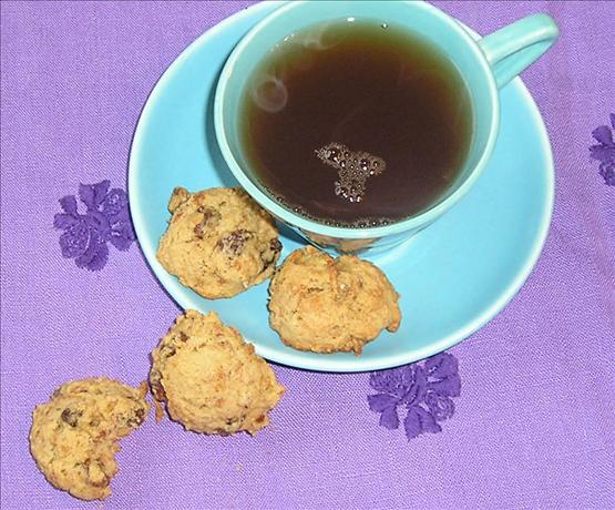 Bran and Fig Cookies