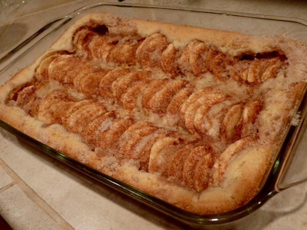 Apple Cake/Bars