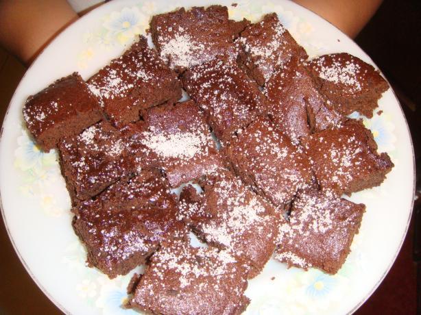3-Minute Microwave Brownies