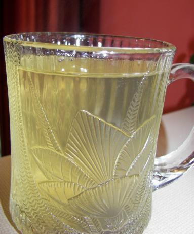 Instant Salabat (Ginger Tea)