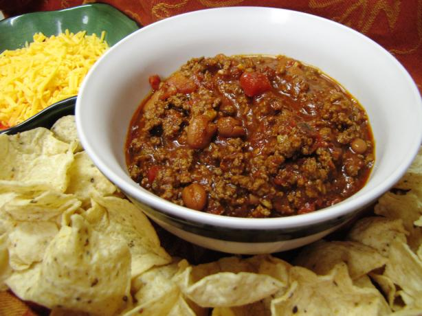 Rocky Mountain Campfire Chili