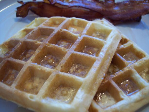Carissa's Favorite Waffles