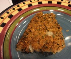Crunchy Orange Fish Fillets