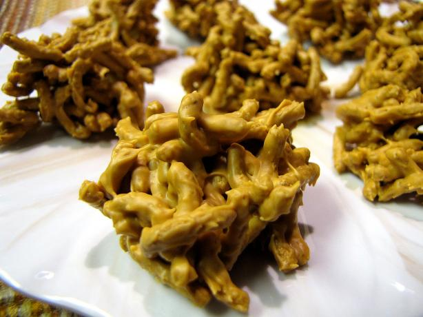Fiber One Butterscotch Haystacks