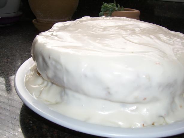 Sour Cream Icing
