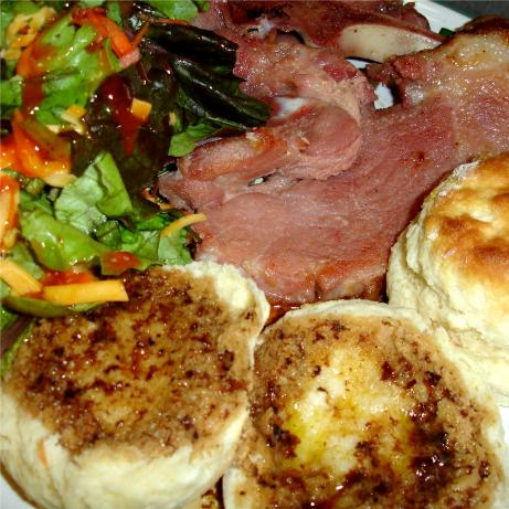 Ham and Red-Eye Gravy