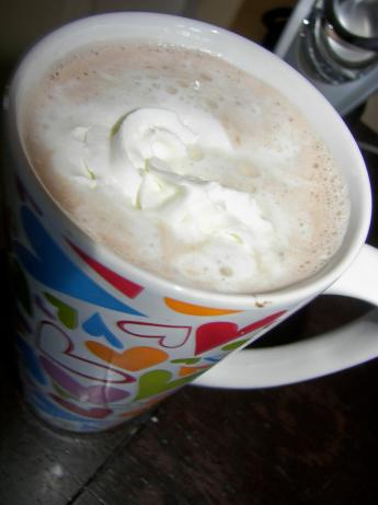 """healthified"" Decadent Hot Chocolate"