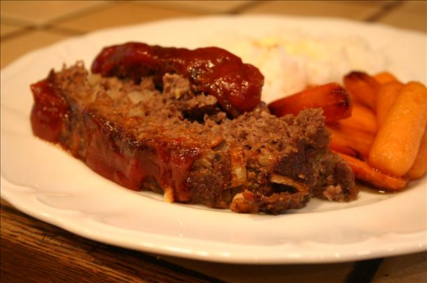 Good Old Diner Meatloaf