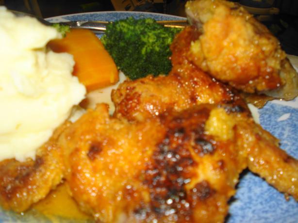 Quick Honey Chicken