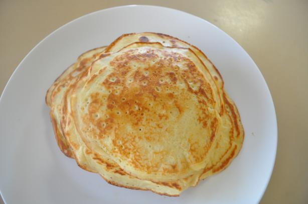 Our Favorite Buttermilk Pancakes