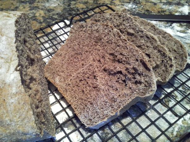 Jamocha Bread