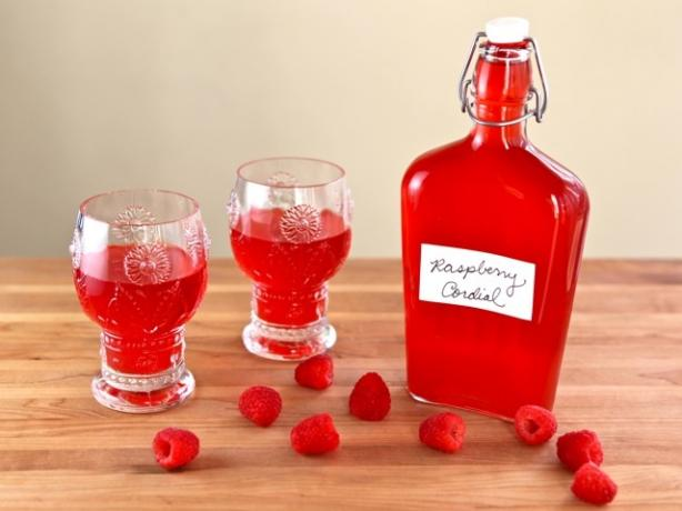 Anne of Green Gables Raspberry Cordial