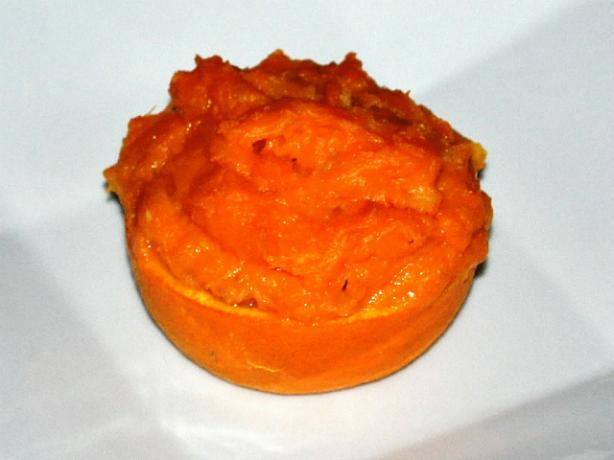 Yams in Orange Shells
