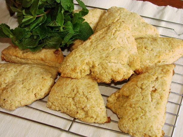 Mojito Scones: Happy Hour, Meet Breakfast.