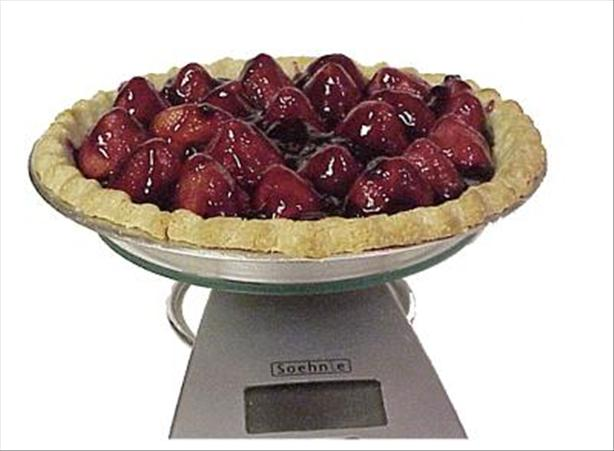 Fresh Double Berry Pie