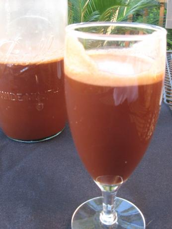 Chocolate Liqueur