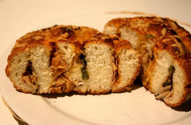 Cheddar Bread Ring