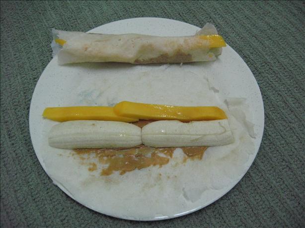 Banana Mango Lumpia