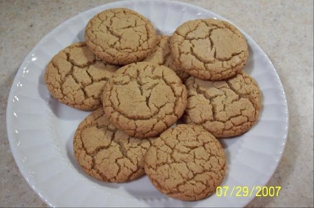 Cafe Latte Cookies