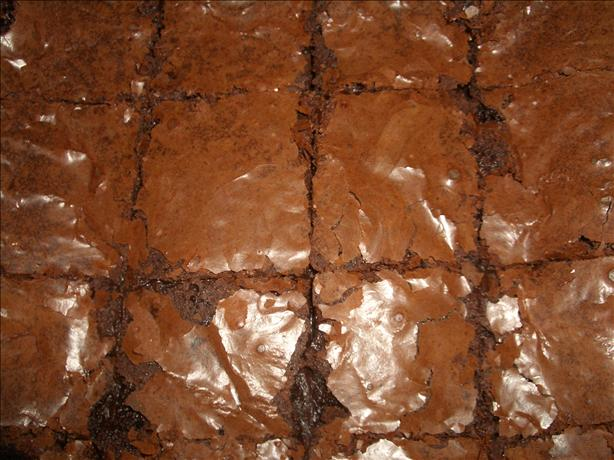 Decadent Toffee Brownies