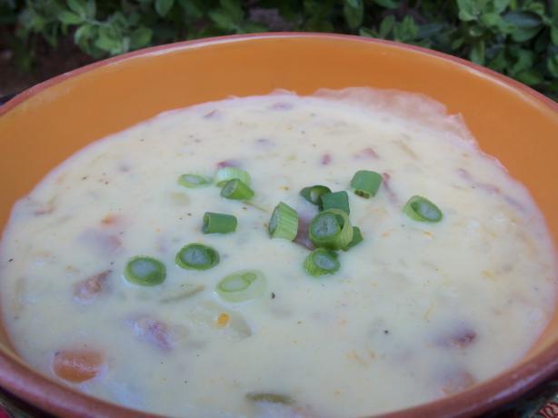 Powerfully Delish Potato Soup