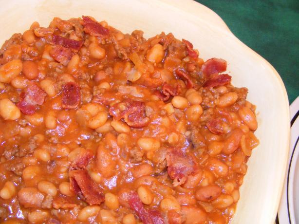 3-Bean Baked Beans