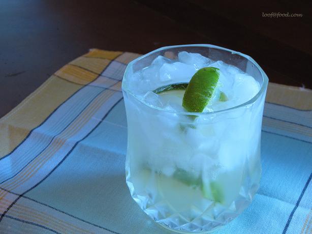 Citrus Rum Collins